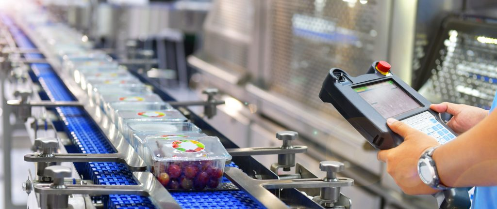 Industrie alimentaire rfid