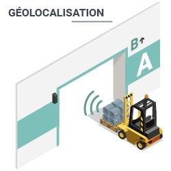 géolocalisation produits encours rfid