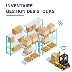 inventaire entrepot logistique rfid