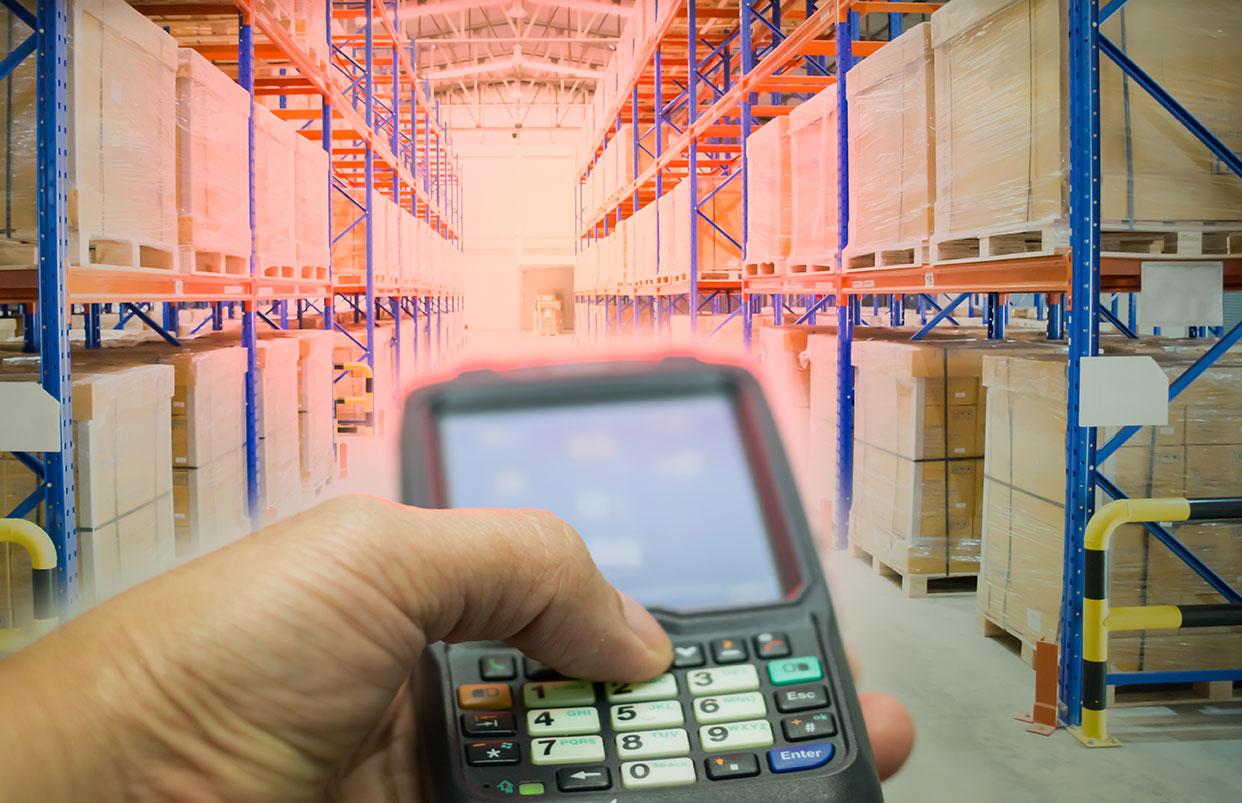 RFID dans la logistique
