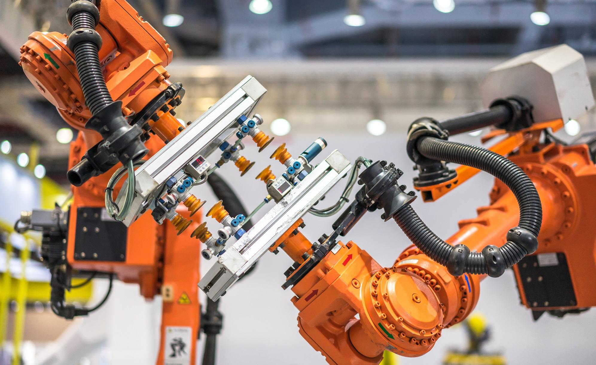 robot industrie digitalisation ifm
