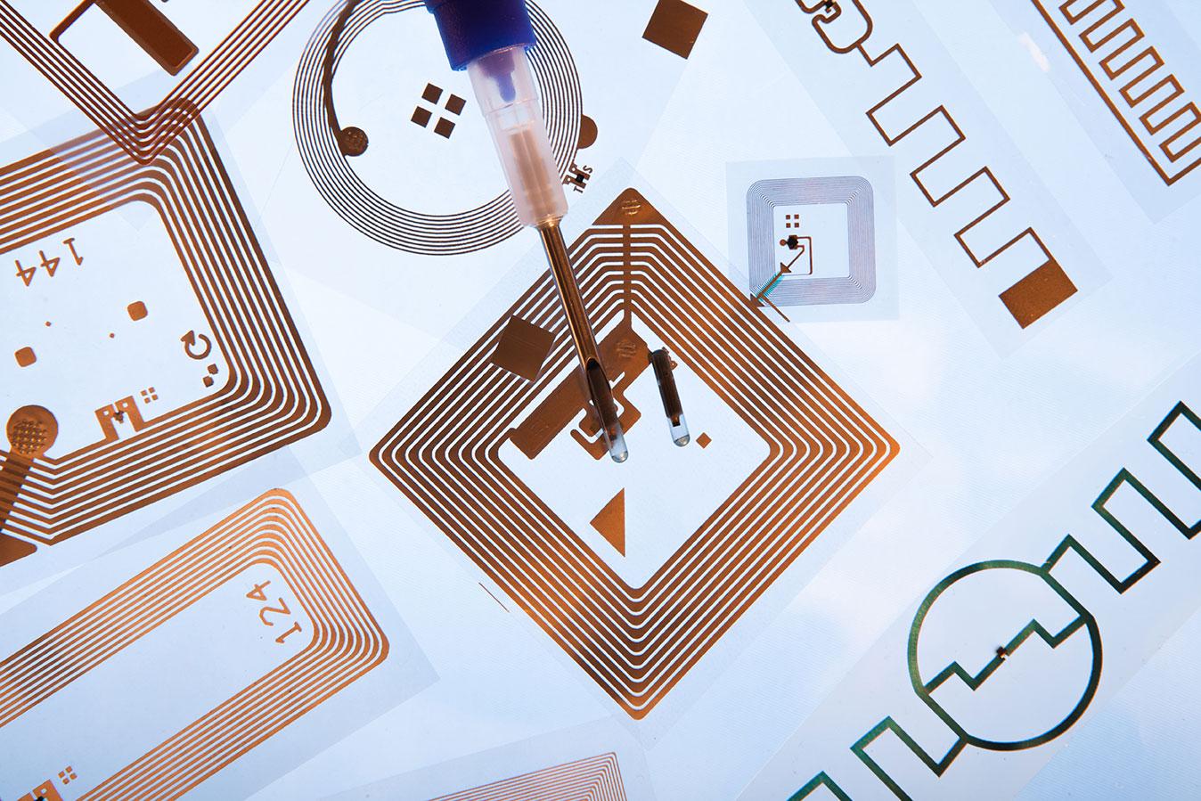 La technologie RFID