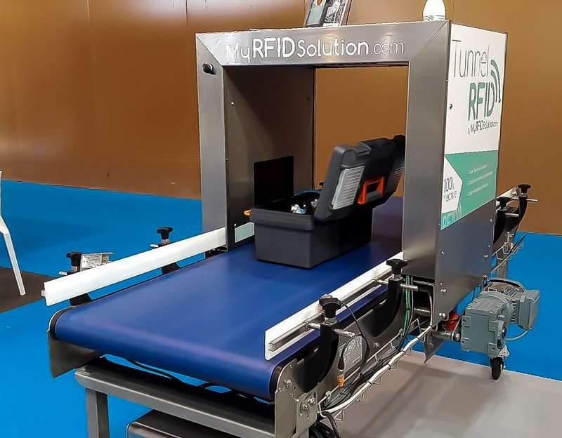 tunnel rfid - outils fod