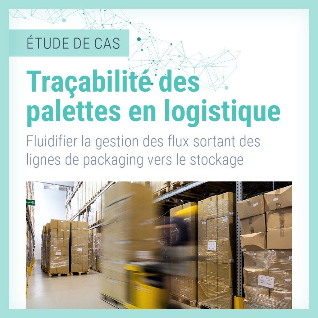 traçabilité rfid logistique palettes