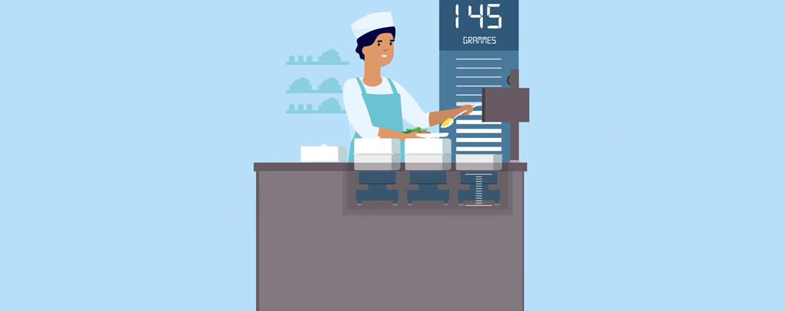 Dénutrition en EHPAD : la RFID en renfort de la personnalisation alimentaire