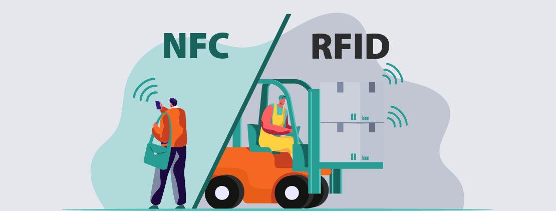 NFC vs RFID : quelle différence, quelles applications ?