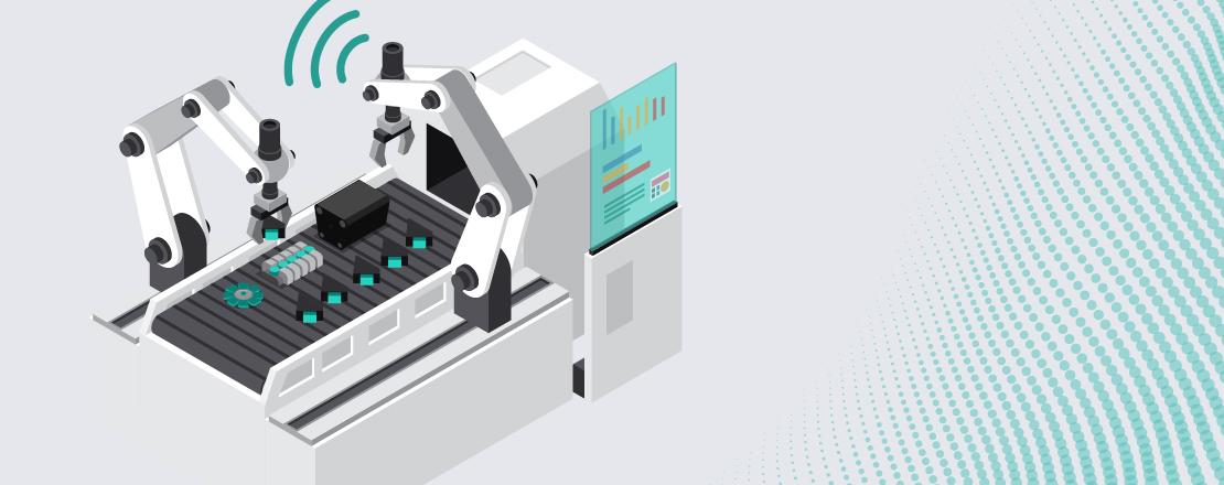 automatisation industrielle rfid usine 4.0