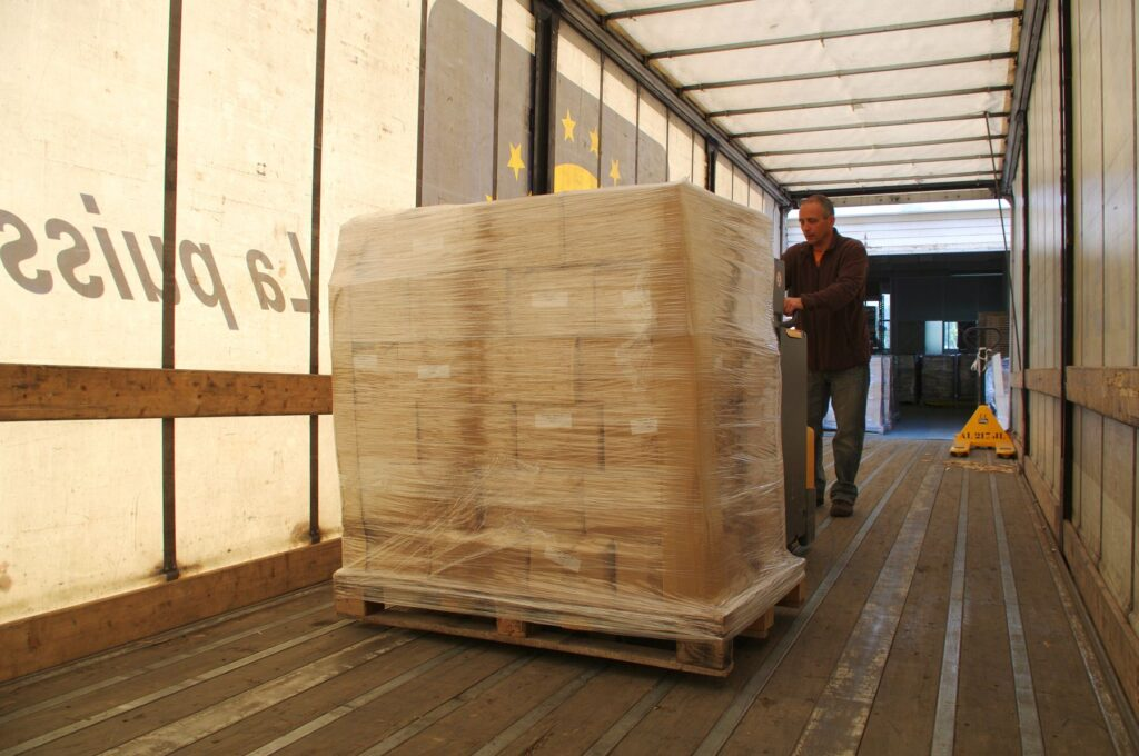 suivi des expéditions rfid logistique